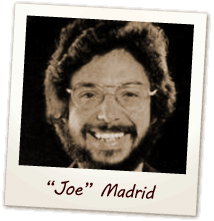 Joe Madrid